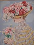 Obras de arte: America : Rep_Dominicana : Santiago : rep._imperial : dama antigua