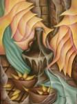 Obras de arte: America : México : Mexico_Distrito-Federal : Coyoacan : BODEGON III