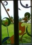 Obras de arte: Europa : Suiza : Ticino : Balerna : art  su finestra