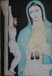 Obras de arte: America : México : Aguascalientes : Aguascalientes_ciudad : Virgen de Guadalupe