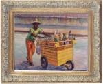 Obras de arte: America : Rep_Dominicana : Santiago : monumental : el yunyunero