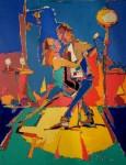 Obras de arte: America : Argentina : Buenos_Aires : Vicente_Lopez : TANGO