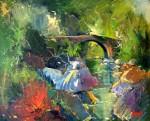Obras de arte: Europa : España : Islas_Baleares : palma_de_mallorca : EL PONT DEL VOLACELL