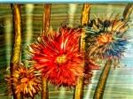 Obras de arte: Europa : España : Catalunya_Barcelona : sant_fost_de_campsentelles : Flors jonc nº15