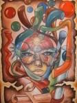Obras de arte: Europa : España : Andalucía_Sevilla : Alcala_de_guadaira : las trompetas del corazon
