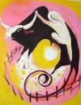Obras de arte: America : Costa_Rica : Guanacaste : Tamarindo : SALTO