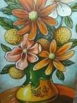 <a href='https://www.artistasdelatierra.com/obra/99424-flores-para-ella.html'>flores para ella » Miguel Tortorici Garcia<br />+ M�s informaci�n</a>