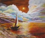 Obras de arte: Asia : Israel : Haifa : HAIFA_ISRAEL : Approximation storm