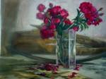 Obras de arte: Europa : España : Navarra : tudela : jarron con flores (2)