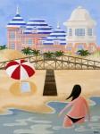 Obras de arte: Europa : España : Andalucía_Huelva : Ayamonte : PLAYA PUNTA DEL MORAL