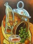 Obras de arte: Europa : España : Andalucía_Sevilla : Alcala_de_guadaira : las cucharas baílan los martes