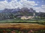 Obras de arte: Europa : España : Catalunya_Girona : La_vall_de_Bas : Pueblo de Joanetes