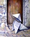 Obras de arte: Europa : España : Catalunya_Girona : olot : Mascota (Divertimento)