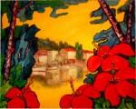 Obras de arte: Europa : Rumania : Brasov : prejmer : DSC04183-p