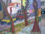 Obras de arte: America : Argentina : Buenos_Aires : V.BALLESTER : Parque Chaz