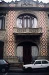 Obras de arte: America : Argentina : Santa_Fe : Rosario_ciudad : LA CASA DEL BALCON