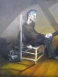 Obras de arte: America : Argentina : Buenos_Aires : Haedo : Fragmento de Simetría o Unidad