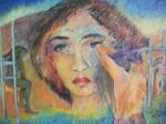 Obras de arte: America : Argentina : Entre_Rios : Paraná : Tras las rejas de la vida