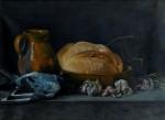 Obras de arte: Europa : España : Castilla_la_Mancha_Ciudad_Real : Ciudad_Real : Bodegón del pan